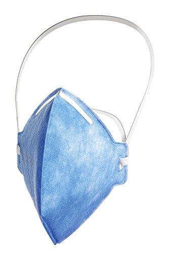 (Dräger X-plore 1710 FFP1 Atemschutz-Maske | Mundschutz als wirksamer Filter gegen Fein-Staub und Partikel | 20 Stück Atemmaske in Universalgröße)