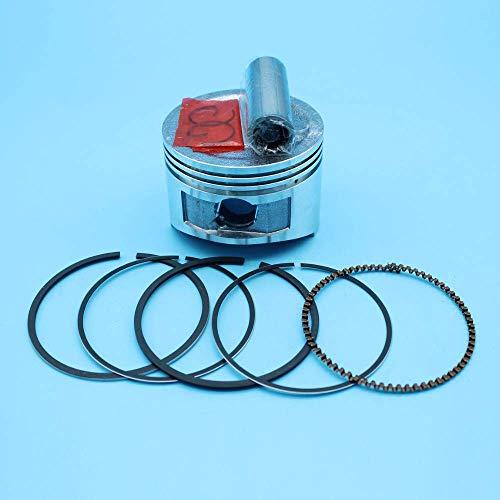 AiCheaX 68mm Kolbenbolzenringe Clip Kit Fit für Honda GX160 GX 160 5.5HP Motor Motor Generator Wasserpumpe PK14 168F Ersatzteile -