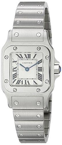 Cartier W20056D6 - Reloj (Reloj de pulsera, Femenino, Acero inoxidable, Acero inoxidable, Acero inoxidable, Acero inoxidable)
