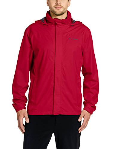 Vaude Herren Escape Bike Light Jacket Jacke, Indian Red, XXXL