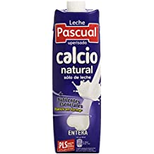 Leche Pascual - Calcio Leche Entera, Calcio natural - 1 L