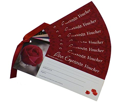 Love Vouchers - Blank for You to Fill with Your Special IOU's