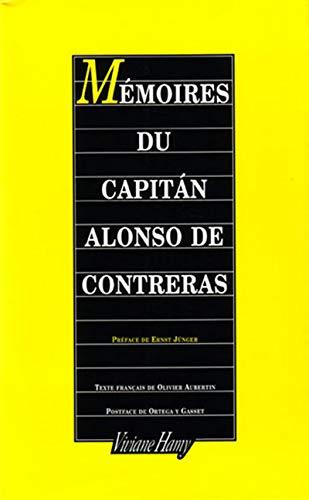 Mémoires du Capitan Alonso de Contreras