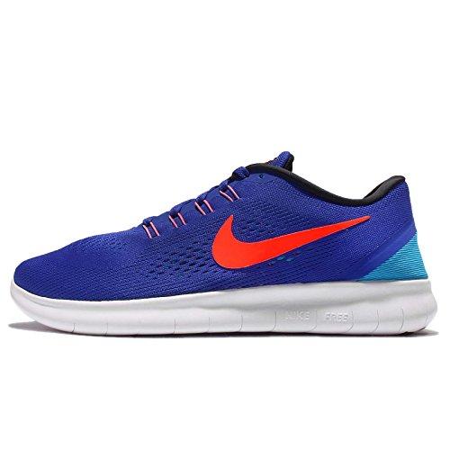 Nike Free RN, Herren Training, Orange - Orange (Concord / Ttl Crimson-Blk-Bl Lgn) - Größe: 40 EU (Blk-training-schuhe)