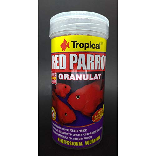 Tropical Tadeusz Ogrodnik RED PARROT GRANULAT gr.100/ml.250