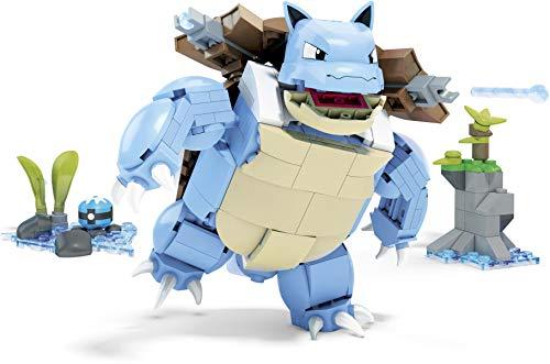 Mega Construx Pokémon Blastoise Building Set