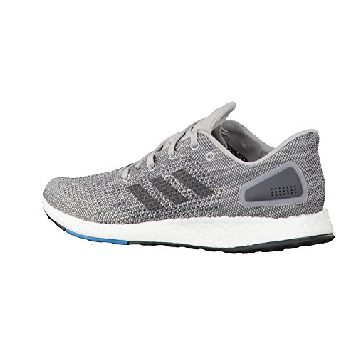 ADIDAS PURE BOOST Grey three Grey Two Grey Two Scarpe Da Corsa Sneaker Grigio Bianco