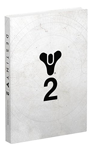 Guía oficial Destiny 2 (Edición coleccionista)