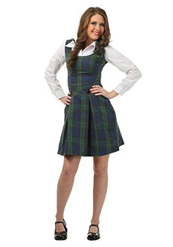 us Size Fancy dress costume 2X (School Girl Plus Size Kostüme)