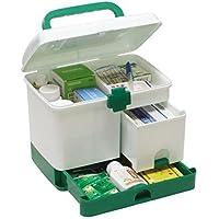 Whitelotous Extra Groß Haushalt, Mehrschichtige Erste Hilfe Kit Multifunktional Medizin Box/First Aid Kit/Aufbewahrungsboxen... preisvergleich bei billige-tabletten.eu