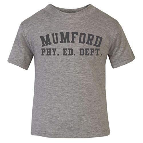 Mumford Physical Education Beverly Hills Cop Baby and Toddler Short Sleeve T-Shirt