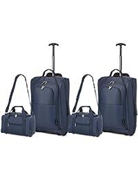 Amazon.it  4 - Set di valigie   Valigie e set da viaggio  Valigeria af413a6617e