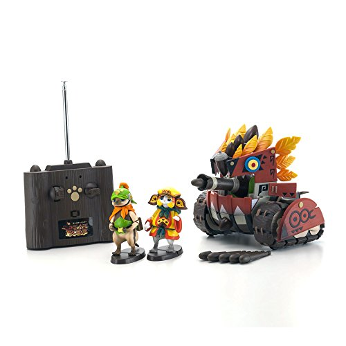 Monster Hunter RC-type de chat voiture dragon de feu