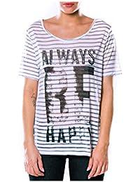 T-shirt Deeluxe Alison Ink Blue