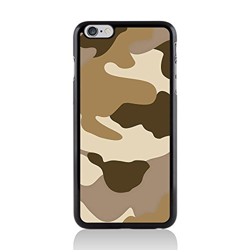Apple iPhone 6 Plus/6S Plus Camo Hard Back Cover/Case By Call Candy Desert Camouflage