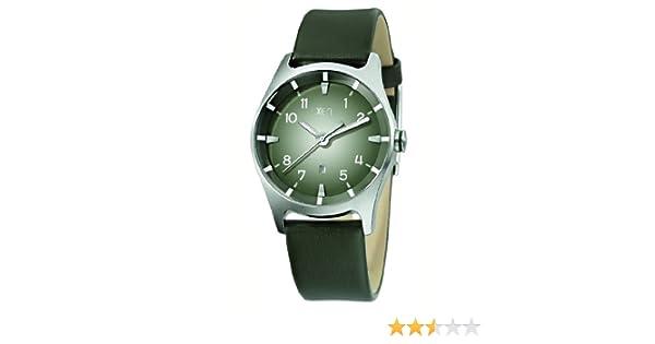 XEN Damenuhr grün XQ0210