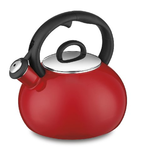 cuisinart-ctk-eos17r-aura-enamel-on-steel-stovetop-teakettle-red