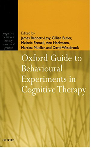 Oxford Guide to Behavioural Experiments in Cognitive Therapy (Cognitive Behaviour Therapy: Science and Practice) por Khadj Rouf