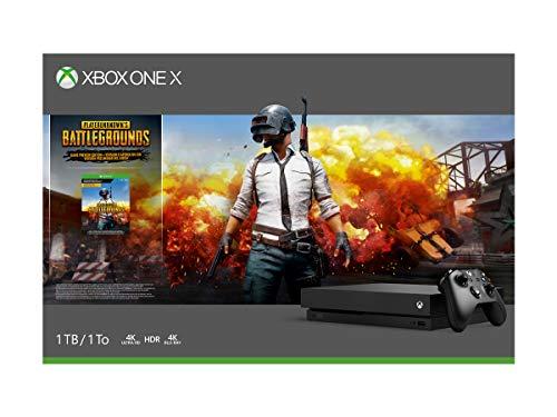 Microsoft Xbox One X (Black)