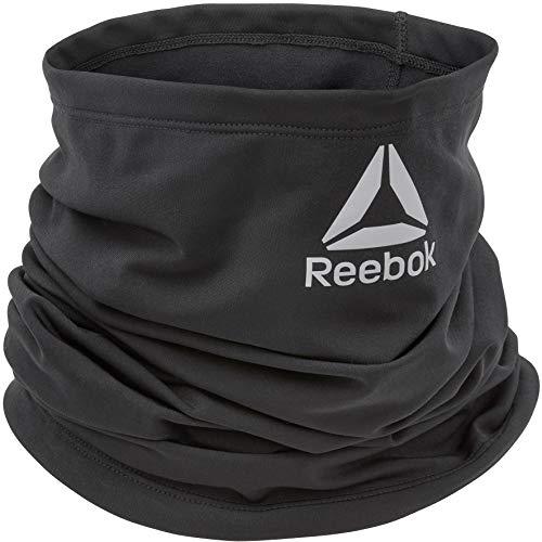Reebok scaldacollo da corsa, nero