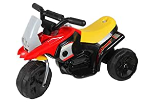 Toyhouse BMW Mini Moto Rechargeable Battery Operated Ride On, Red