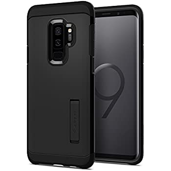 big sale 7c296 e94ff Samsung Galaxy S9 Plus Case, Spigen® [Tough Armor] Galaxy S9 Plus Case with  Reinforced Kickstand and Heavy Duty Protection Designed for Samsung ...