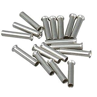 Kopp 353100086 Ader-Endhülsen, verzinnt, 100 Stück, 0.75 mm² /6 mm