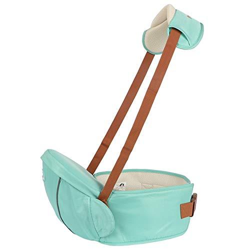 Unbekannt Baby Hüfthocker Ergonomische Babytrage mit Schultergurt, Hüfthockersitz zum Tragen von Kleinkindern,C