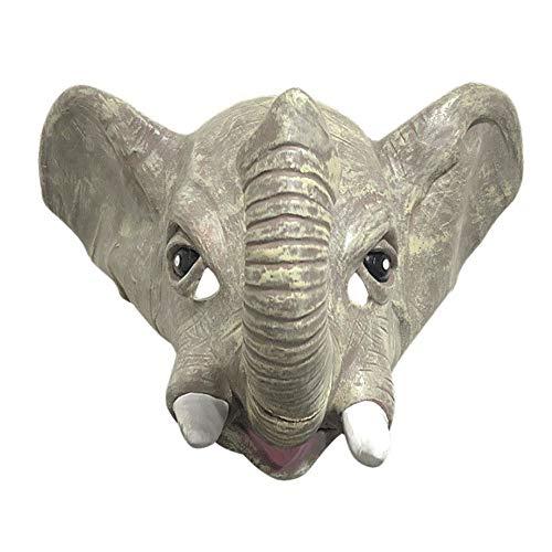 - Elefantenkopf Maske