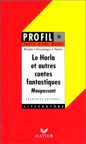 "<a href=""/node/11897"">Le Horla et autres contes fantastiques</a>"