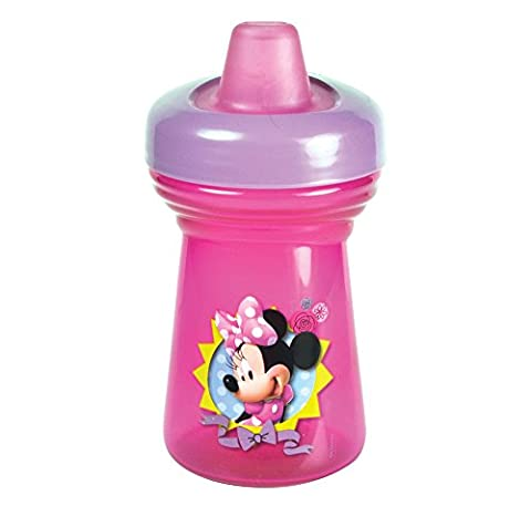 The First Years Disney Baby Soft Spout Sippy Cup, Minnie Mouse