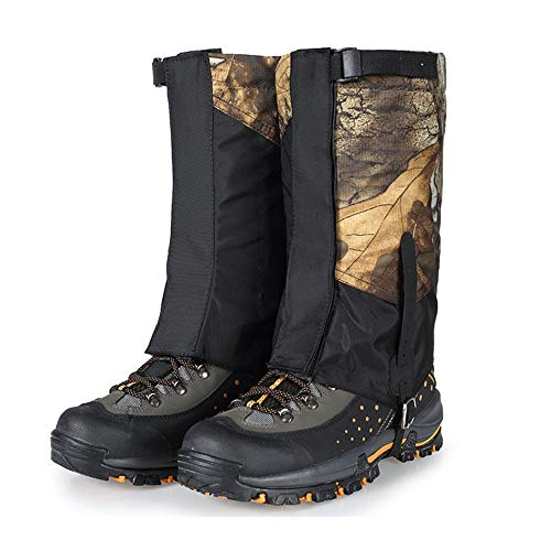LLCP Escursionismo Racchetta da Neve, Impermeabile Copertura A Prova di Scarpa Caldo, Pattino Copri Scarpe