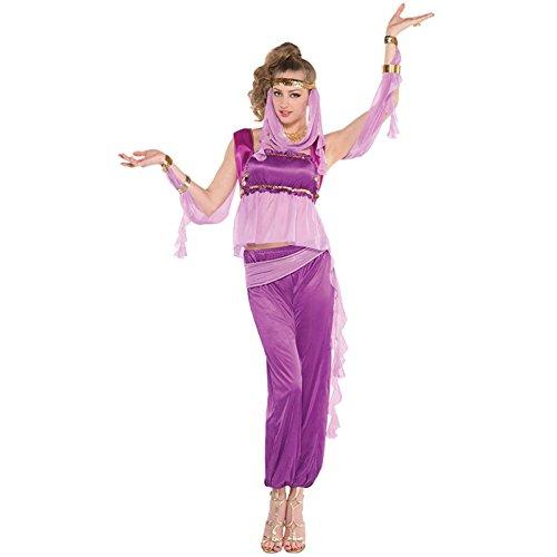 Ägyptische Göttin Pharao Kostüm Damen ()