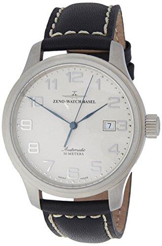 Zeno Watch Basel Pilot New Classic 9554-e2- Orologio da uomo