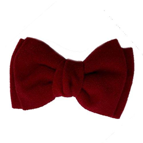 korean-style-hair-clip-fashion-cute-hairpins-gig-bow-for-women-decor-accessory-wine-red
