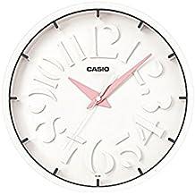 Casio Reloj De Pared Iq-64-4D