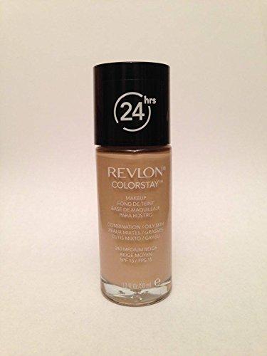 Revlon Colorstay Fond de teint fluide Peaux Mixtes à Grasses 240 Medium Beige 30 ml