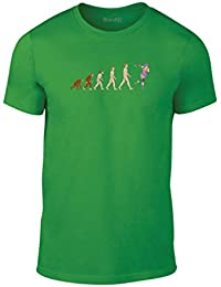 Brand88, Evolution of Roller Derby, Erwachsene Mode T-Shirt