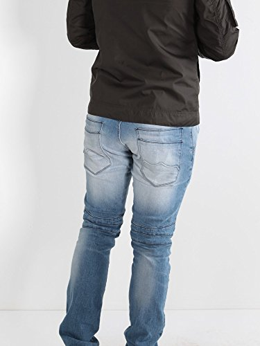 883 Police Herren Jeanshose Light Wash