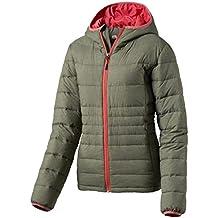 McKinley Damen Outdoor-Freizeit-Jacke Daunenjacke FOSTER multicolor olive 9bb3db1ef6