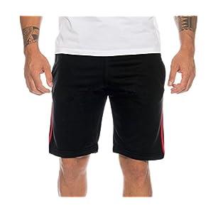 Finchman Herren Cotton Sweat Short Kurze Hose Bermuda Sweatpant