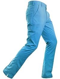 Under Armour – Pantalón largo para hombre EU UA Performance Pants, primavera/verano, hombre, color Azul - Elb, tamaño 36 x 32 (ancho x largo)