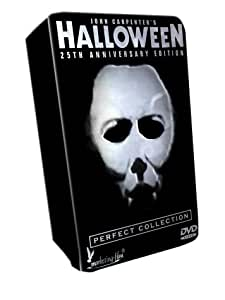 Halloween (Perfect Collection, 3 DVDs + Audio-CD)