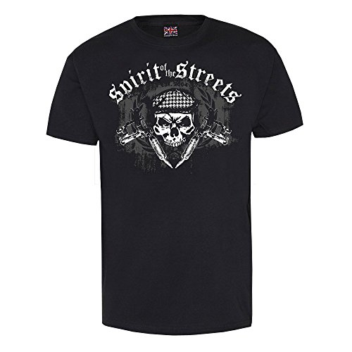 "Spirit of the Streets #50 ""Tattooed IV"" T-Shirt Schwarz"