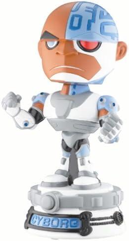 Teen Titans /Cyborg, figure d'action; mesures environ: 13cm | De Gagner Une Grande Admiration Et Est Largement Confiance à La Maison Et à L'étranger