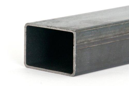 Rechteckrohr Stahlrohr Hohlprofil Vierkantrohr 1500mm Länge 40x20x1,5mm