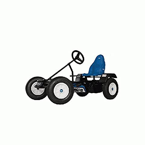 BERG GoKart Extra BFR blau (Go Kart Hinterachse)