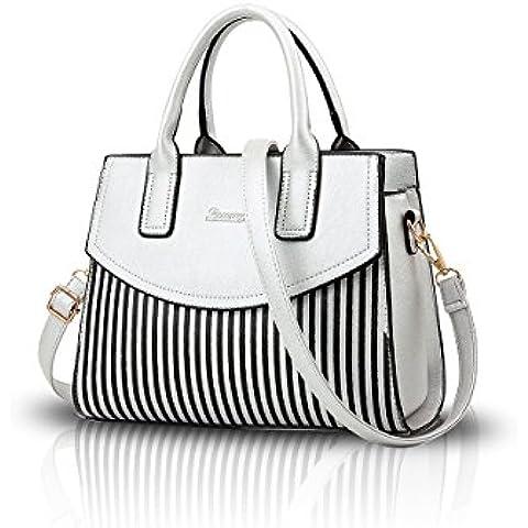 NICOLE&DORIS Nuove donne / signore adattano la borsa del messaggero della borsa della spalla del Tote lavoro occasionale di vendita Borsa calda