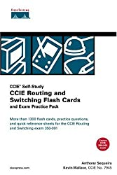 CCIE Routing and Switching Flash Cards and Exam Practice Pack (CCIE Self-Study) (Flash Cards and Exam Practice Packs) by Anthony Sequeira (2004-11-24)
