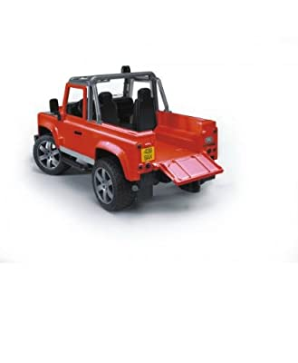 Bruder 2591 - Land Rover Defender Pick Up por Bruder